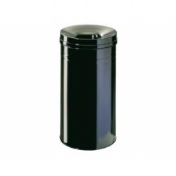 Papierbak+vlamdover Durable 60ltr zwart