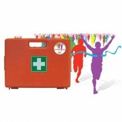 Oranje Kruis EHBO Sport koffer