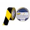 HPX belijnings veiligheidstape geel/zwart 48mmx33m