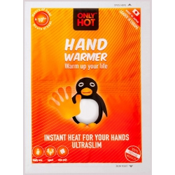 Only Hot Handwarmer unisex volwassenen