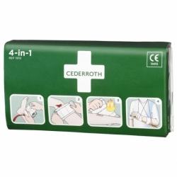 Cederroth 4-in-1 Bloedstopper