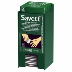 Savett Safety Skin Cleanser Dispenser