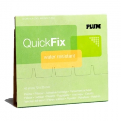 QuickFix Navulling PE pleisters 72x25mm