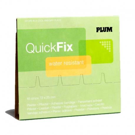 QuickFix Navulling PE pleisters 72x25mm
