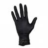 Handschoen Masterglove nitril L zwart 100 stuks