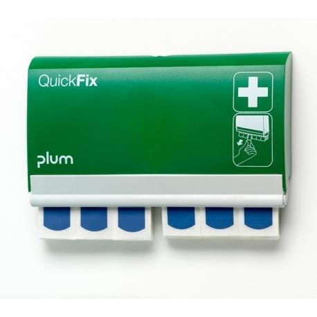 QuickFix Pleisterdispenser Blue Detectable