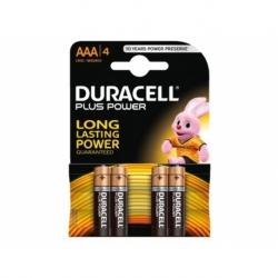 Batterij Duracell aaa duralock mn2400 alkaline