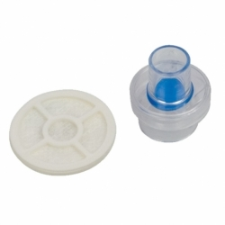 Ventiel + Filter voor Beademingsmasker (Pocket Masker)