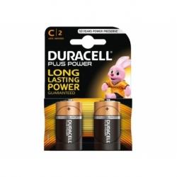Batterij Duracell c duralock mn1400 alkaline