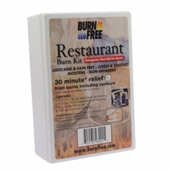 BurnFree Burn Kit Restaurant