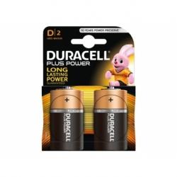 Batterij Duracell d duralock mn1300 alkaline