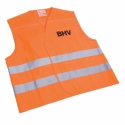 Veiligheidsvest Oranje BHV EN-471