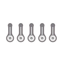 Verbandkoffer controlestickers 5st