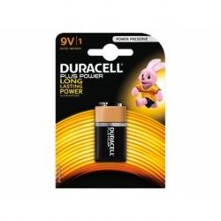 Batterij Duracell 9v duralock mn1604 alkaline