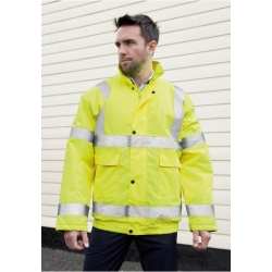 Core High Viz Winter Blouson RESULT