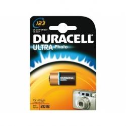 Batterij Duracell 123 lithium