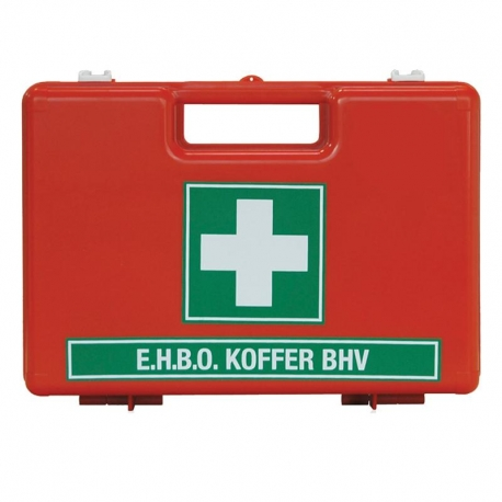 EHBO-BHV Verbandkoffer Compact Budget