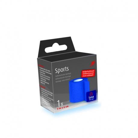 Sana First Aid Sportbandage 500 x 6 cm