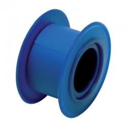 Hechtpleister Blauw 500 x 2,5 cm op spoel