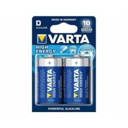 Batterij Varta mono d