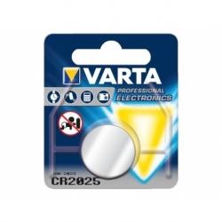 Batterij Varta cr2025 lithium
