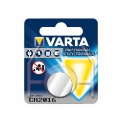 Batterij Varta cr2016 lithium