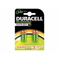 Batterij oplb dur aaa 750mah value staycharged